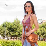 Summer Trends: Long Tie Dye Dress  / Tendencias de Verano: Vestido Largo de Estampado Tie Dye