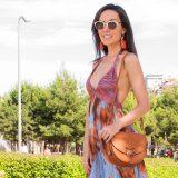 Summer Trends: Long Tie Dye Dress  / Tendencias de Verano: Vestido Largo de Estampado Tie Dye