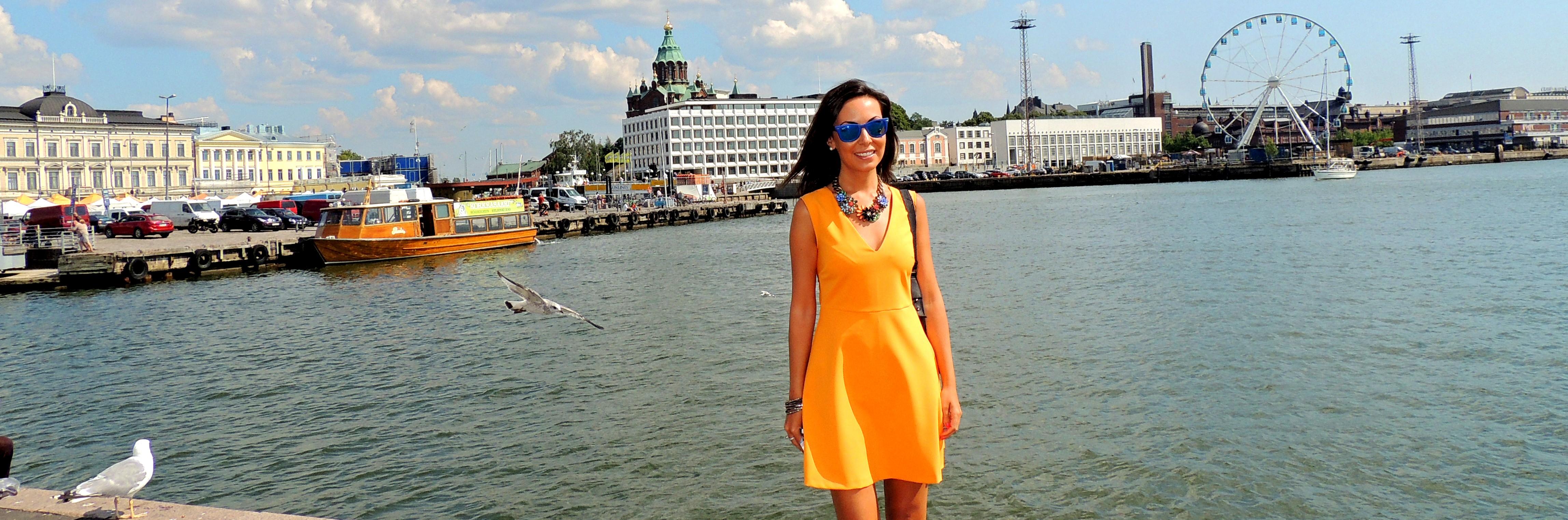 Shades of Tangerine, Helsinki