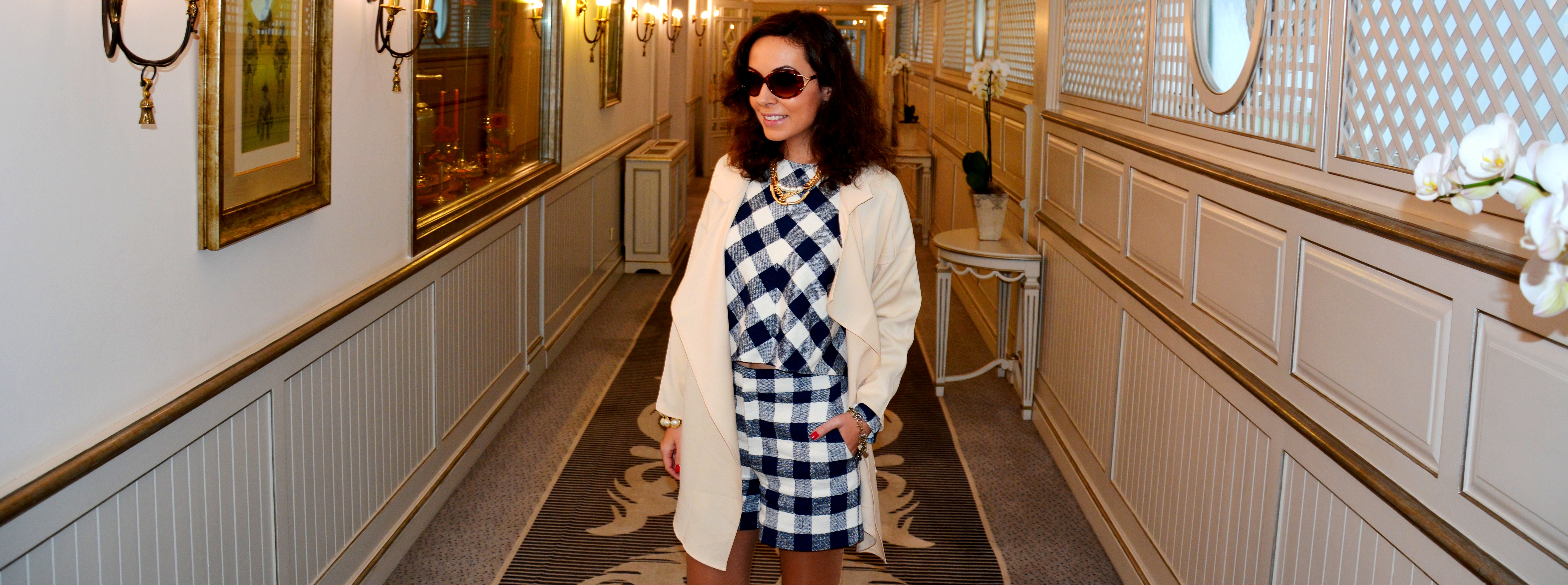 Spring 2015 Trend Forecast – Vichy Print or Gingham