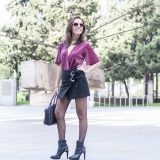 Top Trend 2016 Fall-Winter Season Miniskirts (Part II) / Minifaldas de Moda Otoño-Invierno 2016 (Parte 2)