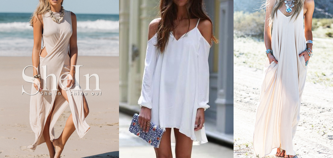 SheIn Summer 2015 Dresses Wishlist