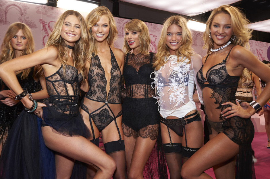 Victorias Secret, London, Fashion Show, 2014, December