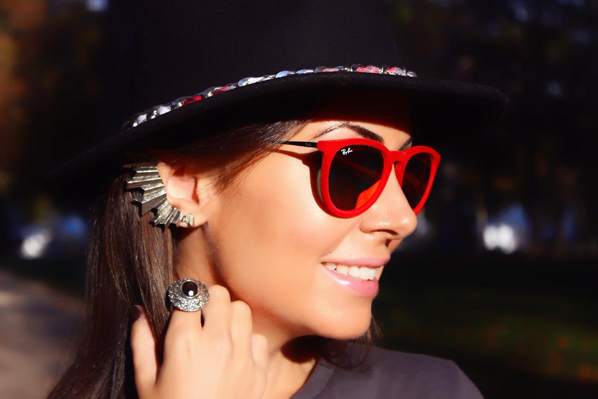 Revival 70's: Rocker Fashion Style